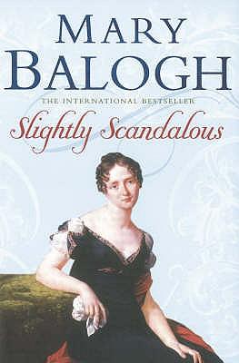 Slightly Scandalous - Balogh, Mary