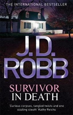Survivor in Death - Robb, J. D.