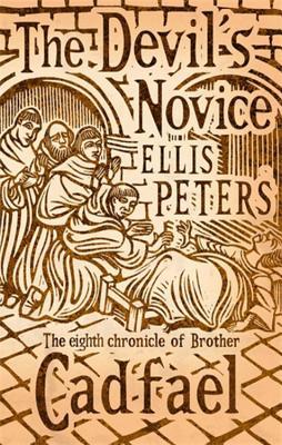 The Devil's Novice - Peters, Ellis