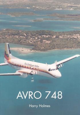 AVRO 748 - Holmes, Harry