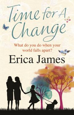Time for a Change - James, Erica
