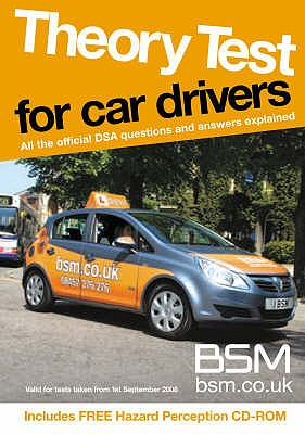 BSM Theory Test for Car Drivers - British School of Motoring