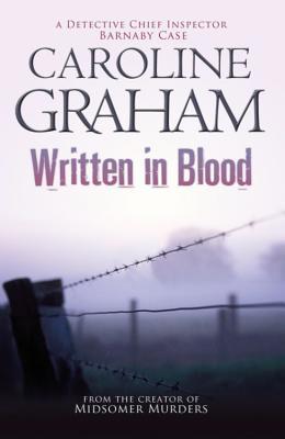 Written in Blood - Graham, Caroline