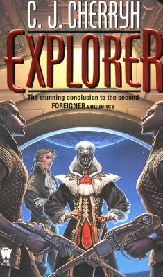 Explorer - Cherryh, C J