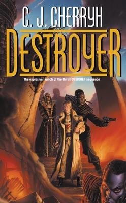 Destroyer - Cherryh, C J
