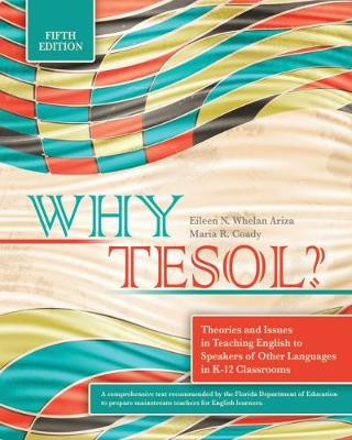 Why TESOL? - Ariza, Eileen, and Zainuddin, Hanizah