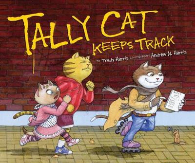 Tally Cat Keeps Track - Harris, Trudy, RN