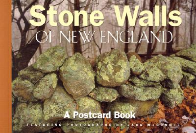 Stone Walls of New England - McConnell, Jack (Photographer)