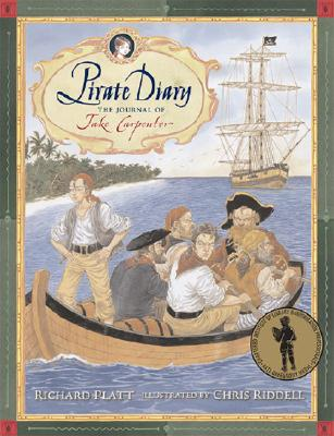 Pirate Diary: The Journal of Jake Carpenter - Platt, Richard