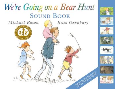 We're Going on a Bear Hunt - Rosen, Michael