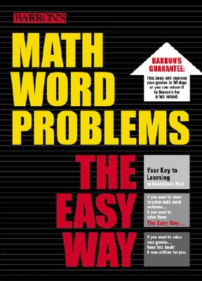 Math Word Problems the Easy Way - Ebner, David