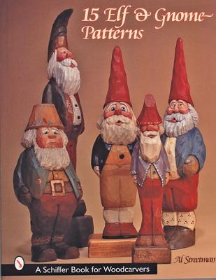 15 Elf and Gnome Patterns - Streetman, Al