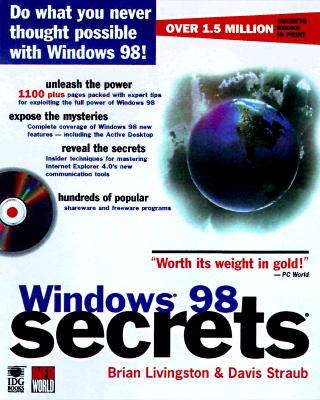 Windows 98 Secrets - Livingston, Brian, and Adg Books, and Leinecker