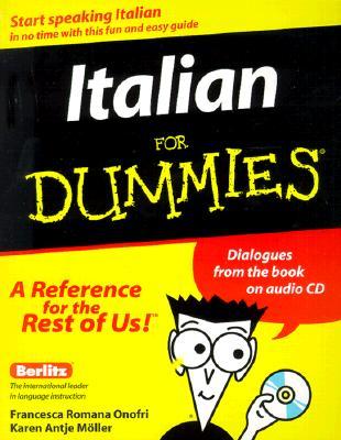 Italian for Dummies - Onofri, Francesca Romana, and Moller, Karen, and Onofri, Franesca Romana