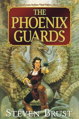 The Phoenix Guards - Brust, Steven