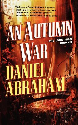 An Autumn War - Abraham, Daniel