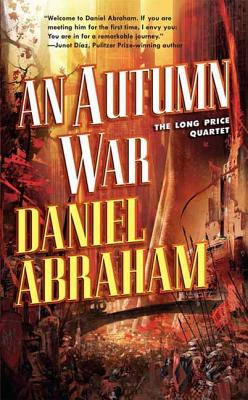 An Autumn War - Abraham, Daniel