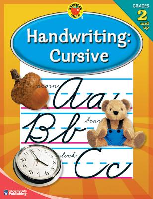 Brighter Child Handwriting: Cursive: Grades 2 and Up - School Specialty Publishing
