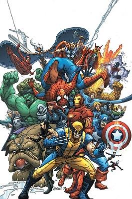 Marvel Team-Up Volume 1: The Golden Child Tpb - Kirkman, Robert, and Kolins, Scott (Artist)
