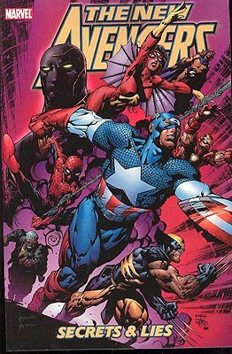 New Avengers: Secrets and Lies Vol. 3 - Bendis, Brian Michael (Text by), and Mays, Rick (Artist)