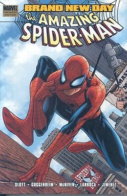 Spider-Man: Brand New Day Premiere v. 1 - Slott, Dan, and Guggenheim, Marc, and McNiven, Steve (Artist)