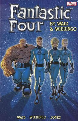 Fantastic Four by Waid & Wieringo Ultimate Collection, Book 2 - Waid, Mark