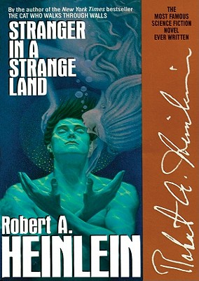 Stranger in a Strange Land - Heinlein, Robert A, and Hurt, Christopher (Read by)