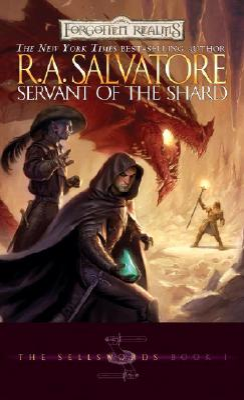 Servant of the Shard - Salvatore, R A