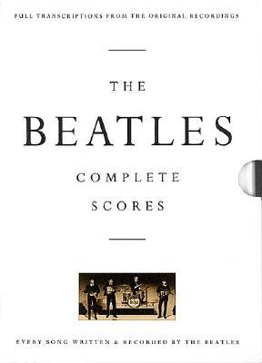 The Beatles - Complete Scores - Hal Leonard Publishing Corporation
