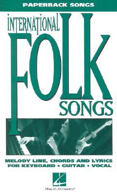 International Folksongs - Hal Leonard Publishing Corporation (Creator)