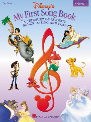 Disney's My First Songbook - Schroedl, Blake, and Schroedl, Jeff, and Hal Leonard Publishing Corporation (Creator)