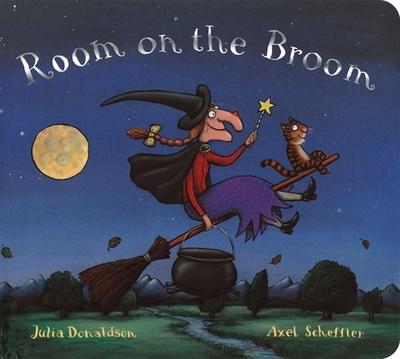 Room on the Broom Board Book - Donaldson, Julia