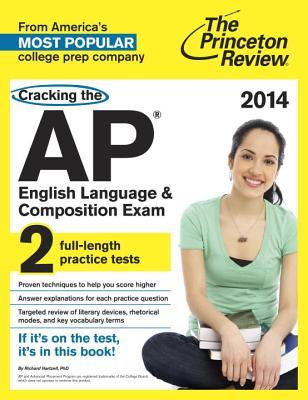 Cracking the AP English Language & Composition Exam - Hartzell, Richard