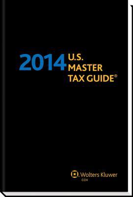U.S. Master Tax Guide - CCH Tax Law (Creator)
