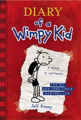 Diary of a Wimpy Kid - Kinney, Jeff