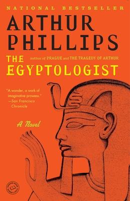 The Egyptologist - Phillips, Arthur