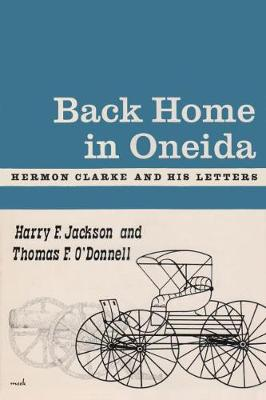 Back Home in Oneida - Jackson, Harry F