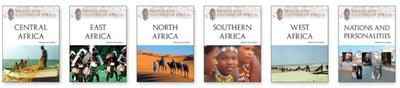Peoples and Cultures of Africa Set - Mitchell, Peter (Editor)