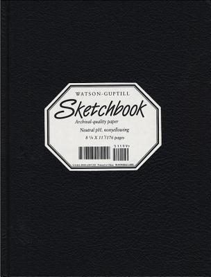 Large Sketchbook (Lizard, Black) - Watson-Guptill Publishing
