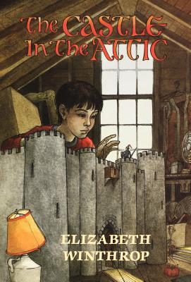 The Castle in the Attic - Winthrop, Elizabeth