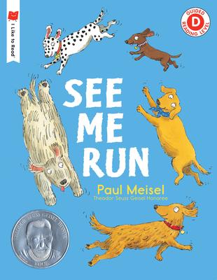 See Me Run - Meisel, Paul