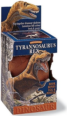 Tyrannosaurus: Tiny Perfect Dinosaur Series - Russell, Dale A, and Russell, Jay, and Acorn, John