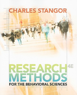 Research Methods for the Behavioral Sciences - Stangor, Charles, PhD