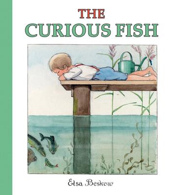 The Curious Fish - Beskow, Elsa