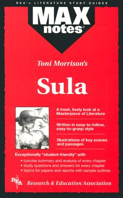 Sula (Maxnotes Literature Guides) - Morrison, Toni, and Price Davis, Anita, Dr., and English Literature Study Guides