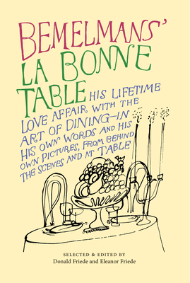 La Bonne Table - Bemelmans, Ludwig, and Friede, Donald (Editor), and Friede, Eleanor (Editor)