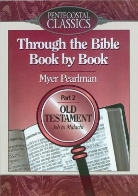 Job to Malachi - Pearlman, Myer