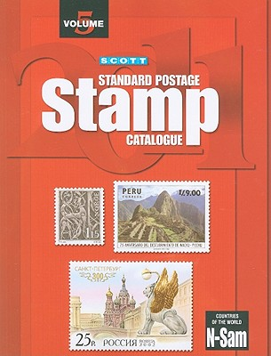 Scott Standard Postage Stamp Catalogue, Volume 5: Countries of the World: N-Sam - Kloetzel, James E (Editor), and Jones, William A, Jr. (Editor), and Frankevicz, Martin J (Editor)