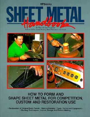 Sheet Metal Handbook Hp575 - Fournier, Ron, and Fournier, Susan