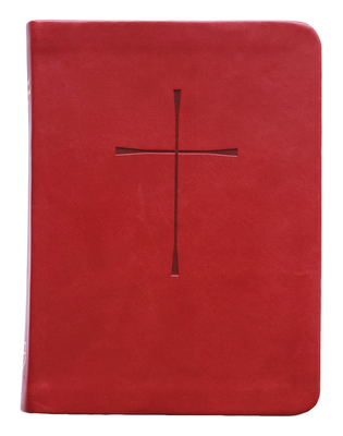 The Book of Common Prayer-Red - Church Publishing (Creator)